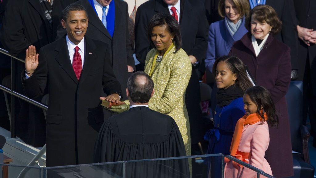 Obama jura