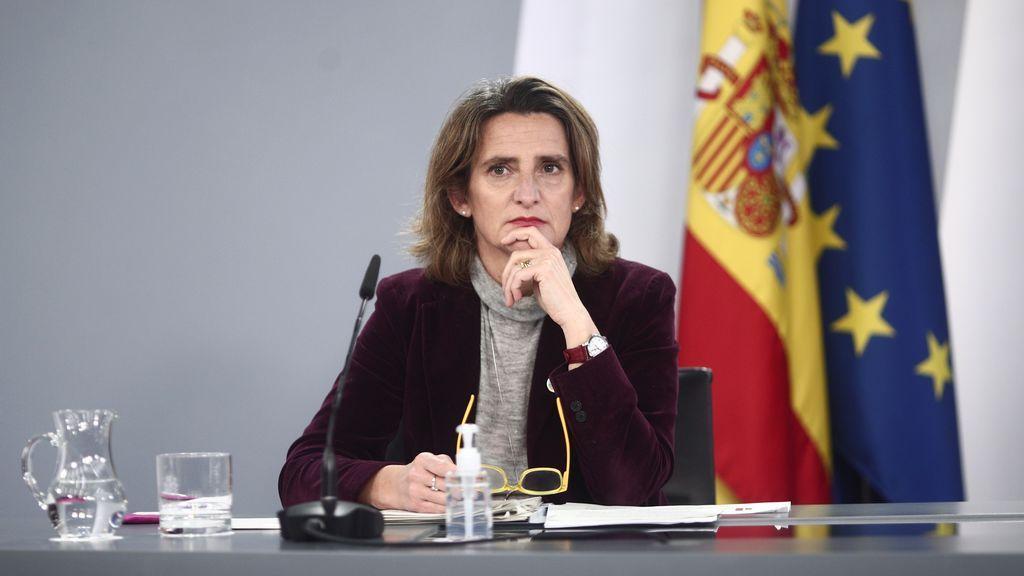 Teresa Ribera, ministra de Transición Ecológica y Reto Demográfico