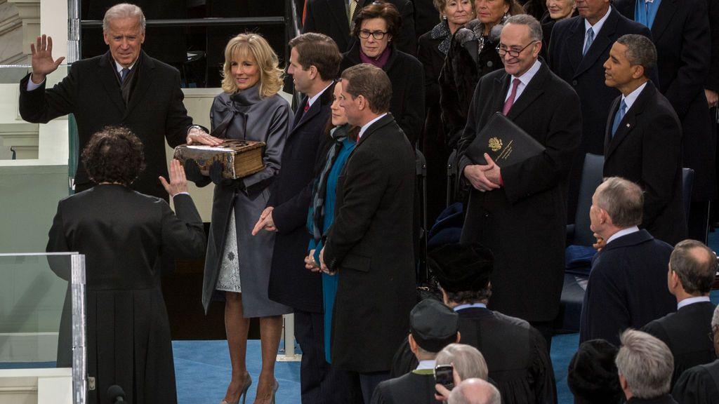 Investidura de Biden vice 2013