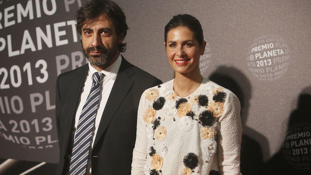 Nuria Roca y su marido, Juan del Val