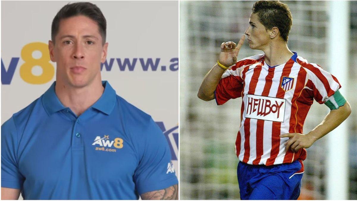 Fernando Torres se pone como un toro: el brutal cambio físico de 'El Niño'