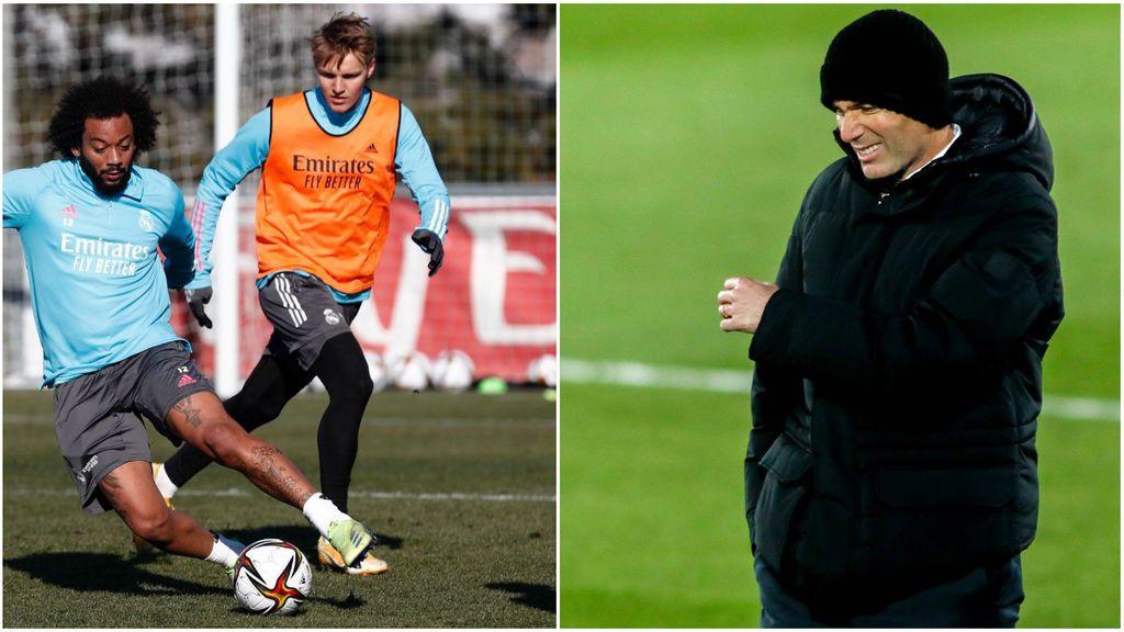 Martin Ødegaard no cuenta ni para la Copa: Zidane le deja fuera por decisión técnica