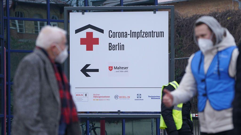 Merkel quiere extender las restricciones hasta el 15 de febrero tras registrar otros 1.000 muertos diarios