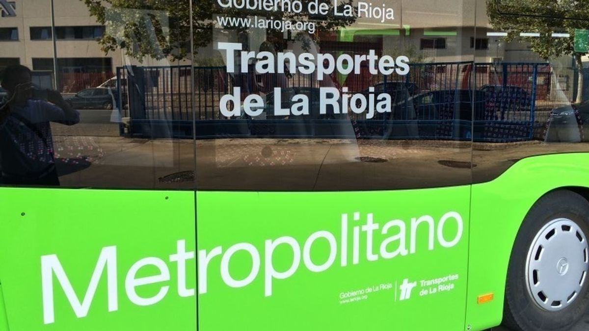 Prohíben hablar en autobuses de La Rioja y fumar en marquesinas de Logroño para frenar los contagios