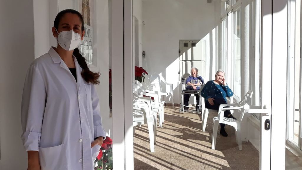 Trabajadoras de una residencia de Alicante se confinan con los ancianos hasta que llegué la vacuna