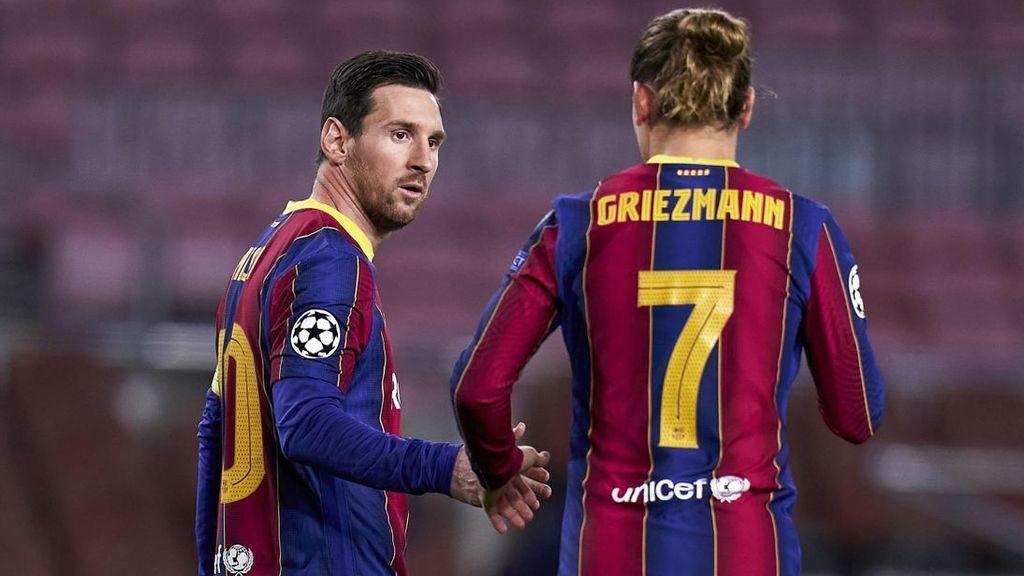 """Malestar en el vestuario del Barça por la última rajada de Griezmann: """"Apunta a Ter Stegen"""""""