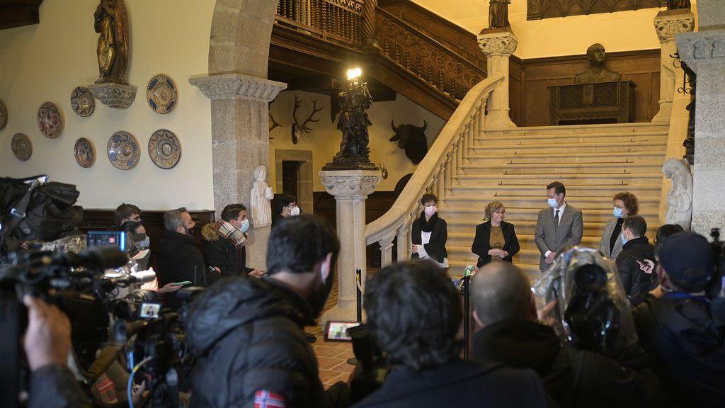 El Estado abre la posiblidad de que la familia Franco recupere electrodomésticos y algunos bienes del Pazo Meirás
