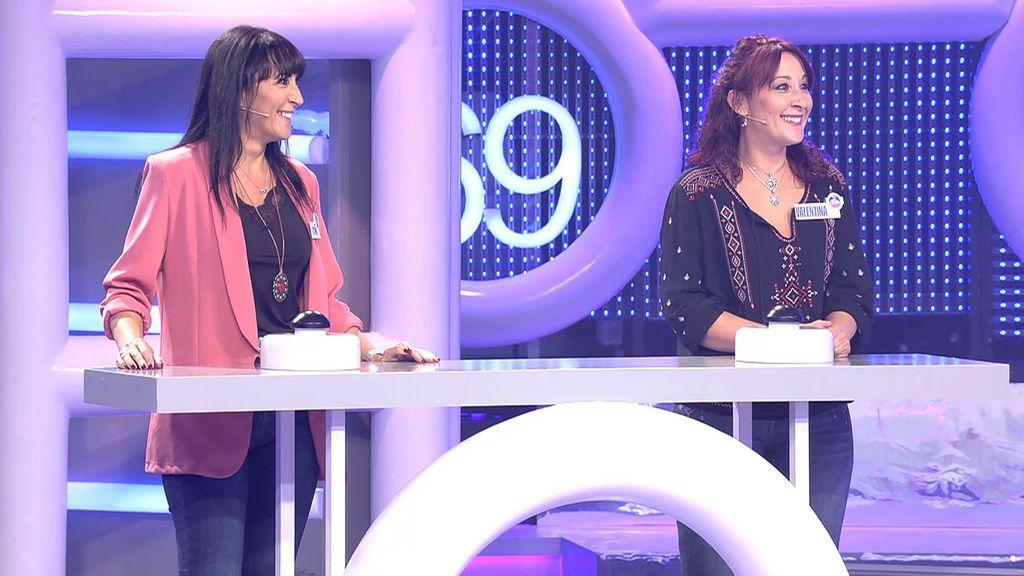 Toñi y Valentina El concurso del año Temporada 2 Programa 409