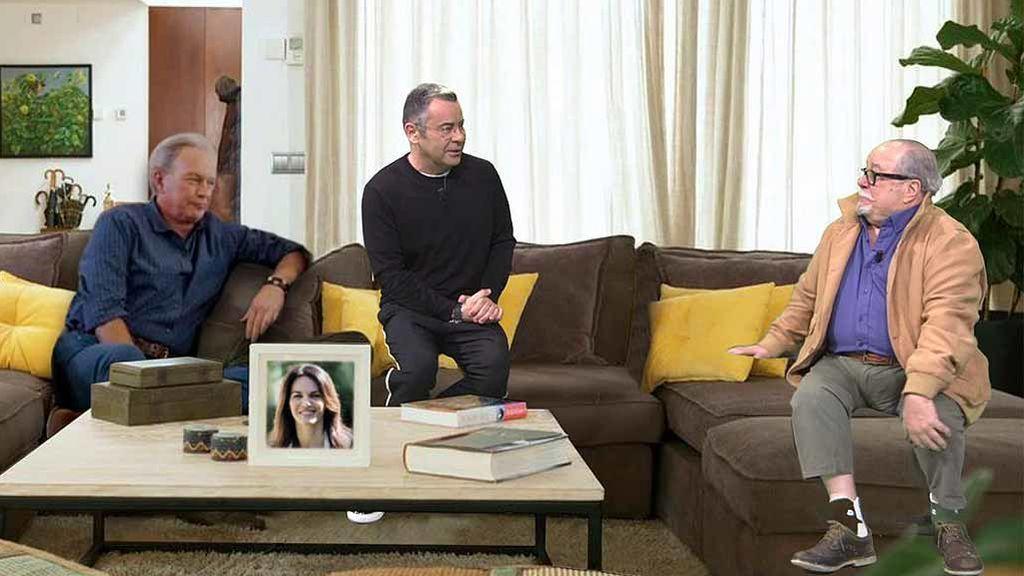 """Arévalo, sobre la separación de Bertín Osborne y Fabiola: """"No han dejado la puerta abierta, pero sí un resquicio"""""""