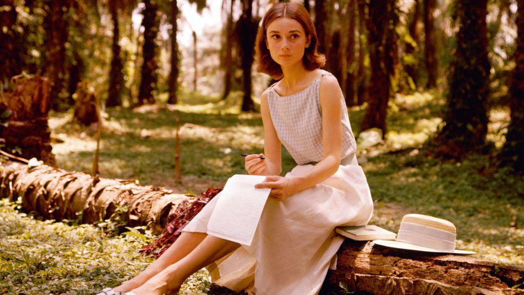 Audrey Hepburn (1955)