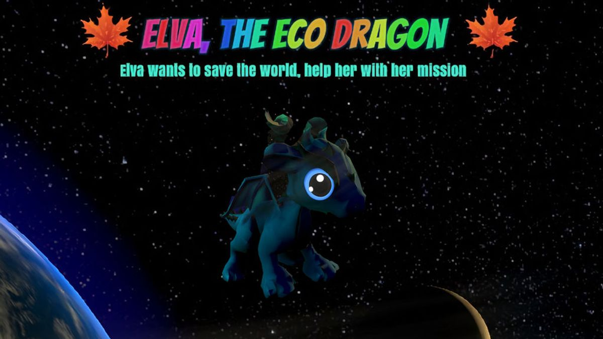 Elva: the Eco Dragon, ya disponible en Steam