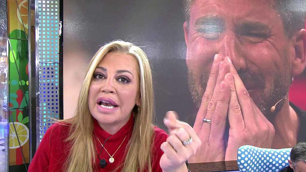 Belén Esteban aclara las informaciones sobre la casa de Toño Sanchís