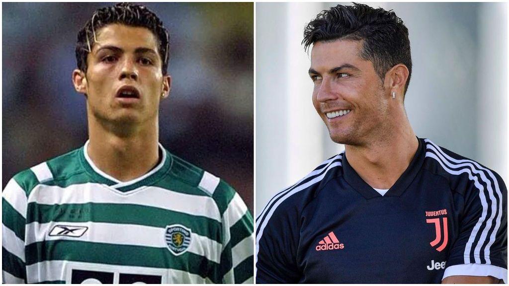 Cristiano Ronaldo está en su tercera temporada en la Juventus.