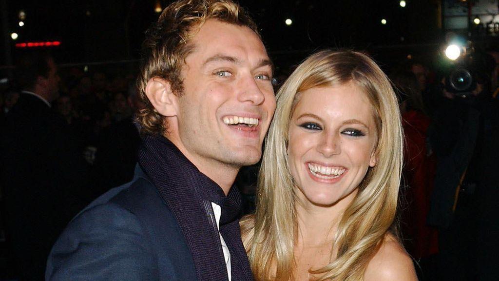 Jude Law le fue infiel a Sienna Miller con la niñera de sus hijos.