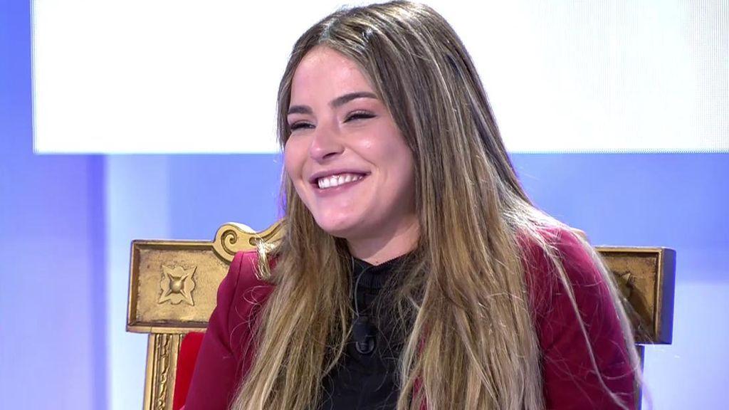 ¡MOMENTAZO! Marta Peñate no descarta ser la próxima tronista de 'MyH'