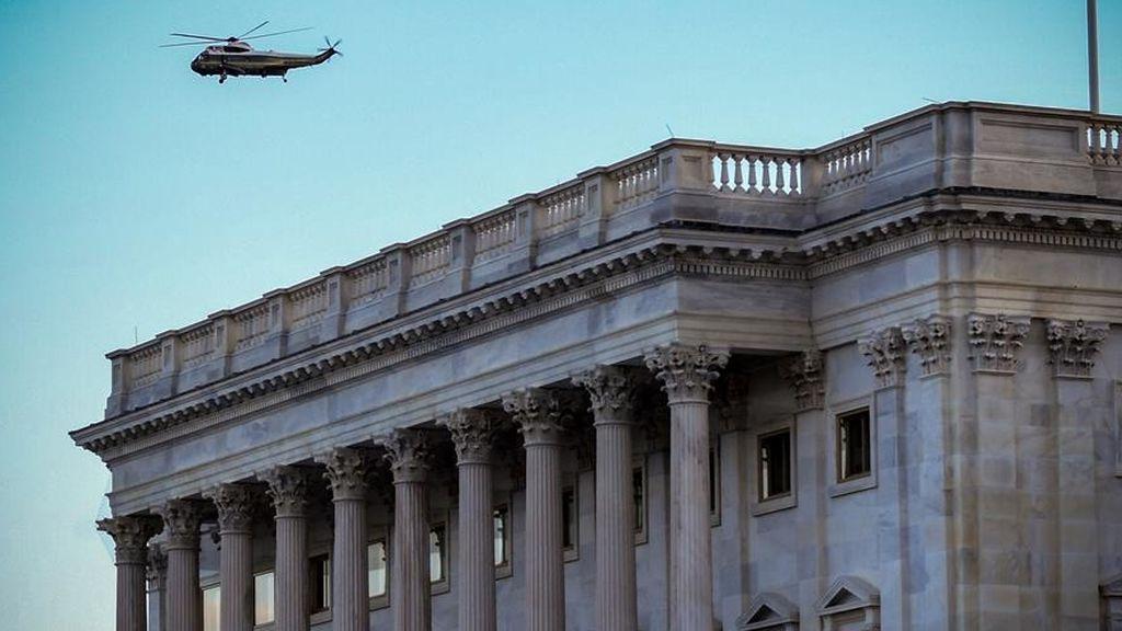 Amenaza de bomba en la Corte Suprema de Estados Unidos