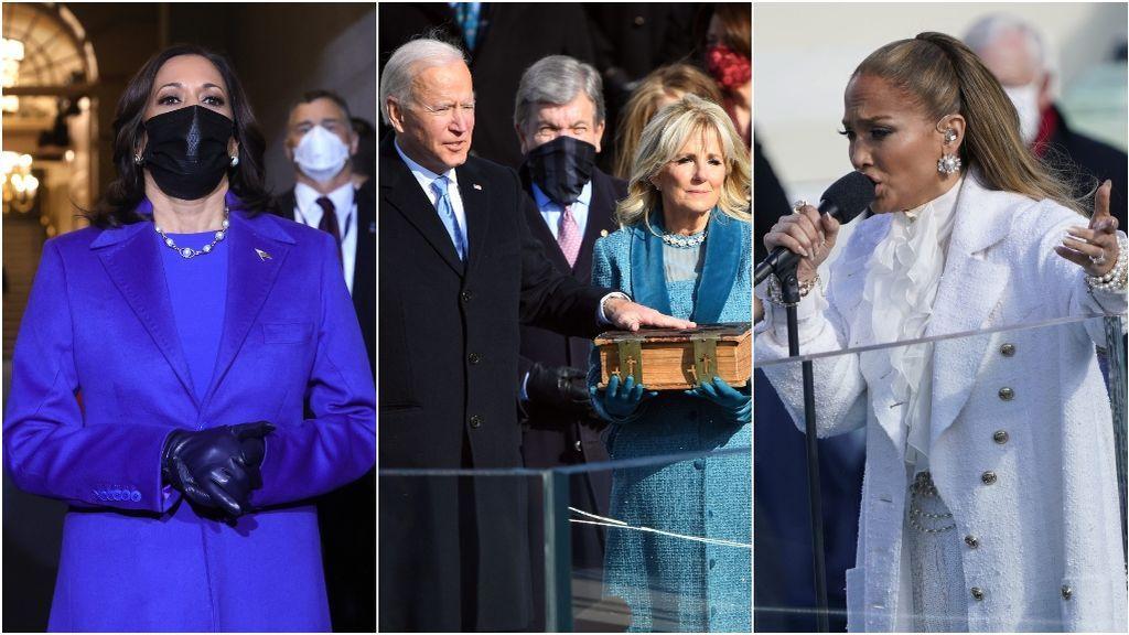 Aciertos y errores de la ceremonia de toma de posesión de Joe Biden