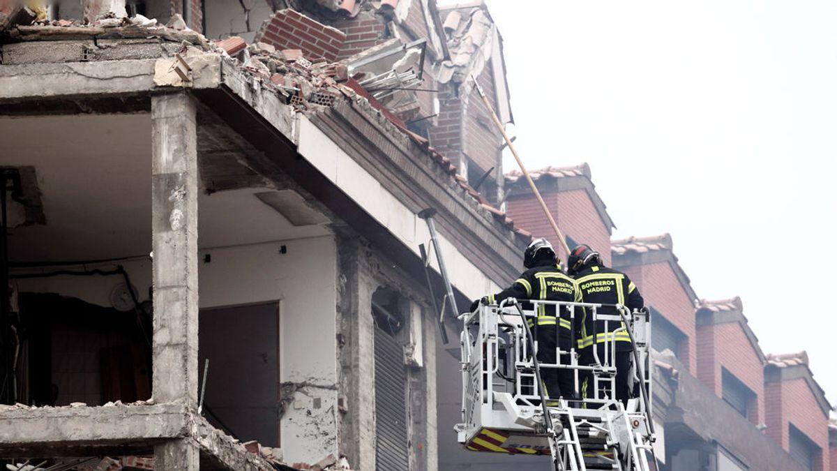 El edificio destruido se hizo famoso en la pandemia por los conciertos en sus balcones