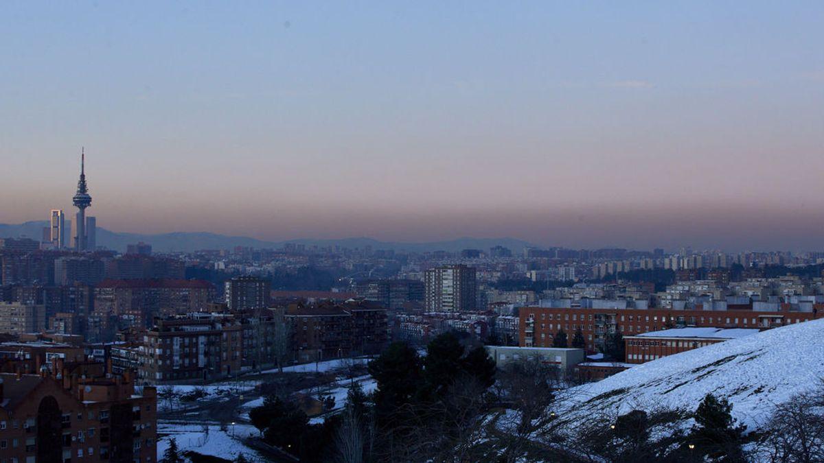 Madrid es la ciudad europea con más muertes por contaminación, según un estudio