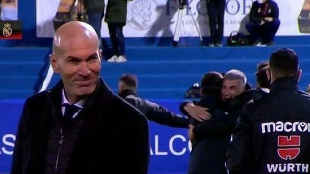 Los gestos de Zidane que indignan al madridismo