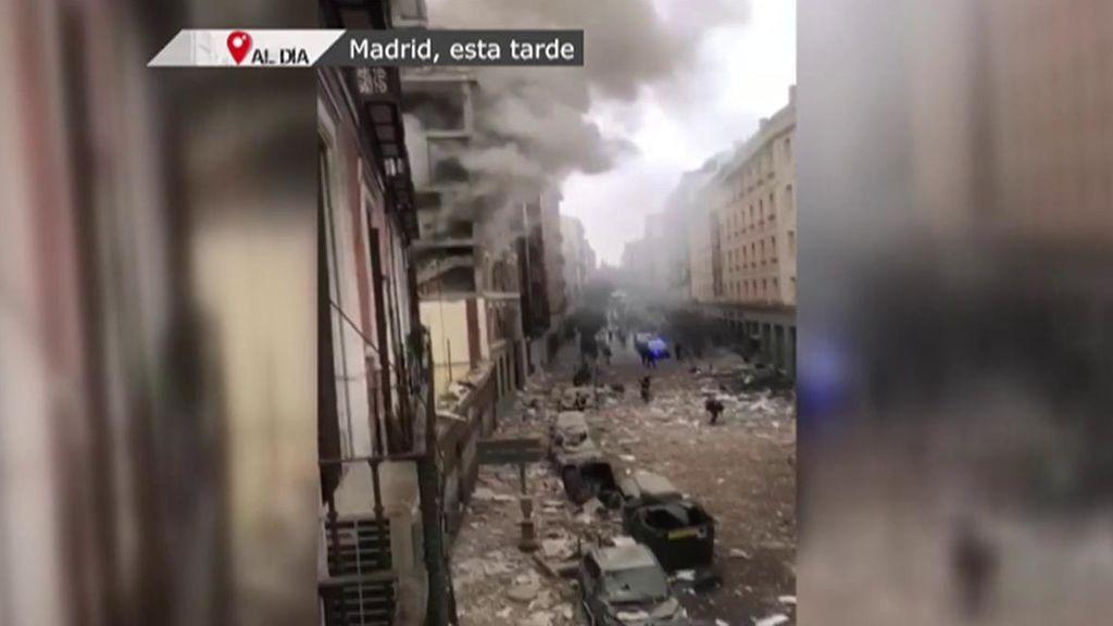 Cuarto muerto en la explosión