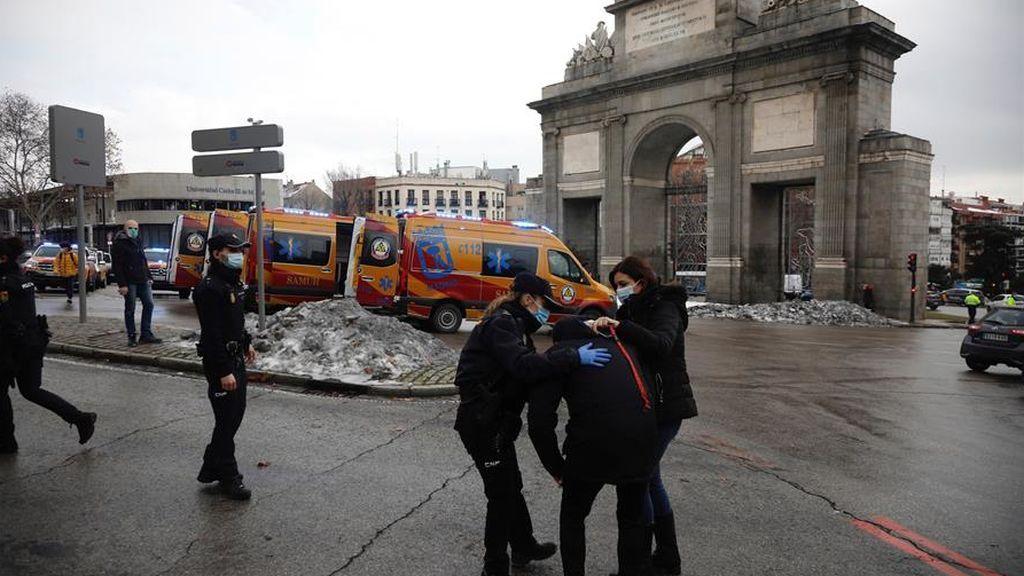 Testimonios de la explosión de la calle Toledo en Madrid