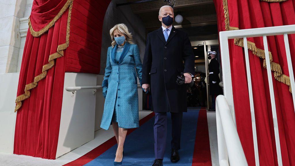 """Los líderes internacionales dan la bienvenida al presidente Biden: """"Es un nuevo amanecer"""""""