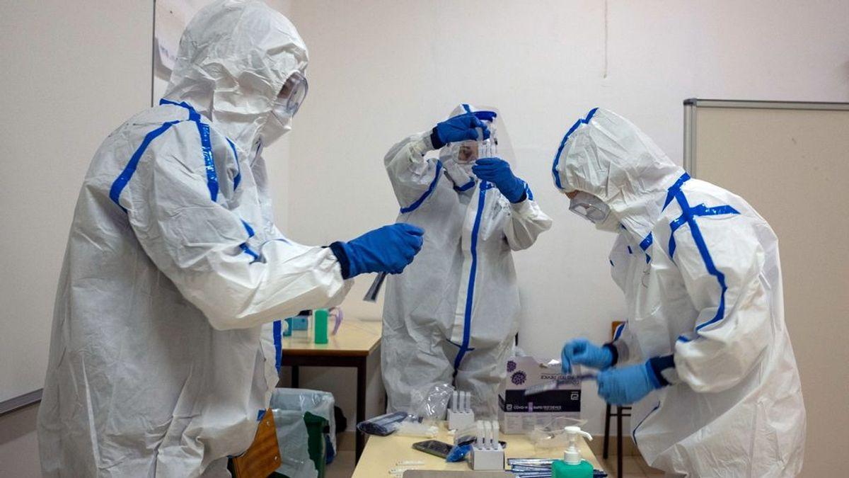 La variante británica del coronavirus se hace fuerte en Portugal