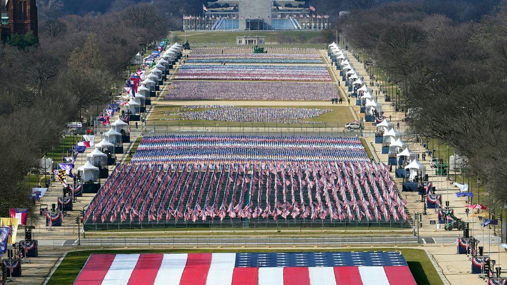 Banderas en Washington
