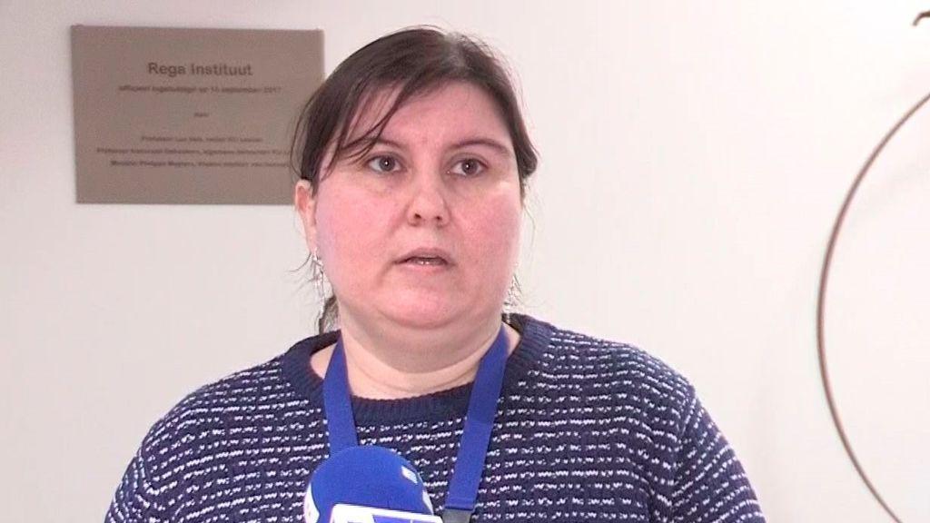 Lorena Sánchez, la científica española que trabaja en una vacuna contra el covid que protegerá de por vida