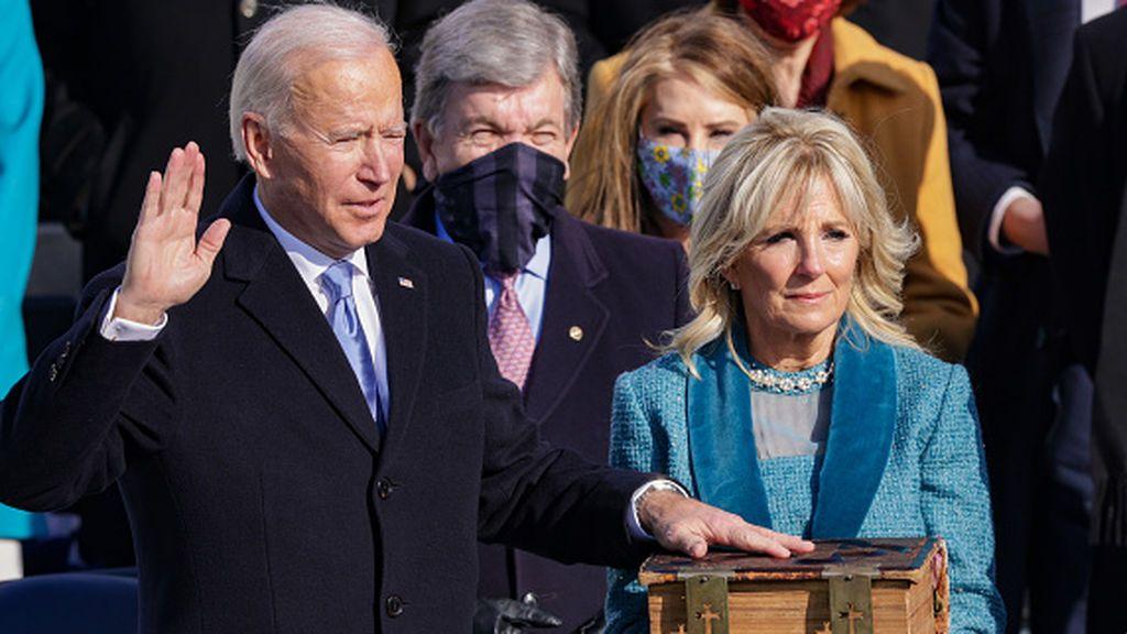 El discurso de investidura de Biden:algo más que palabras para la regeneración de un país herido