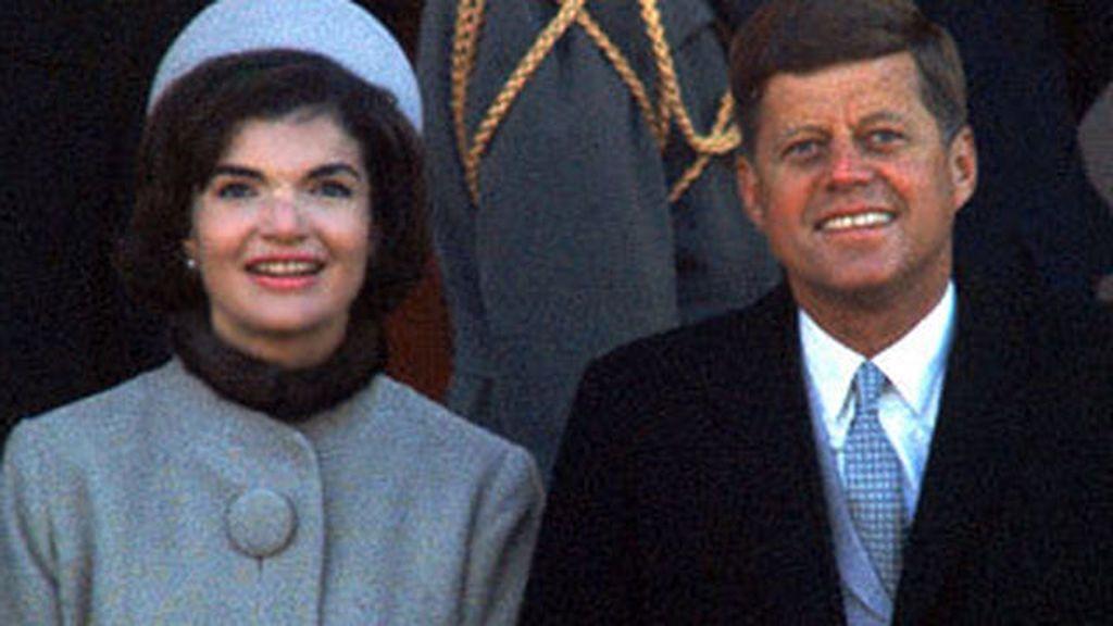 Jackie Kennedy en 1961
