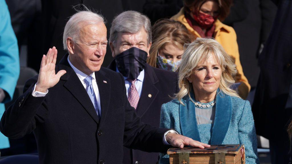 En directo: comienza la ceremonia de investidura de Joe Biden