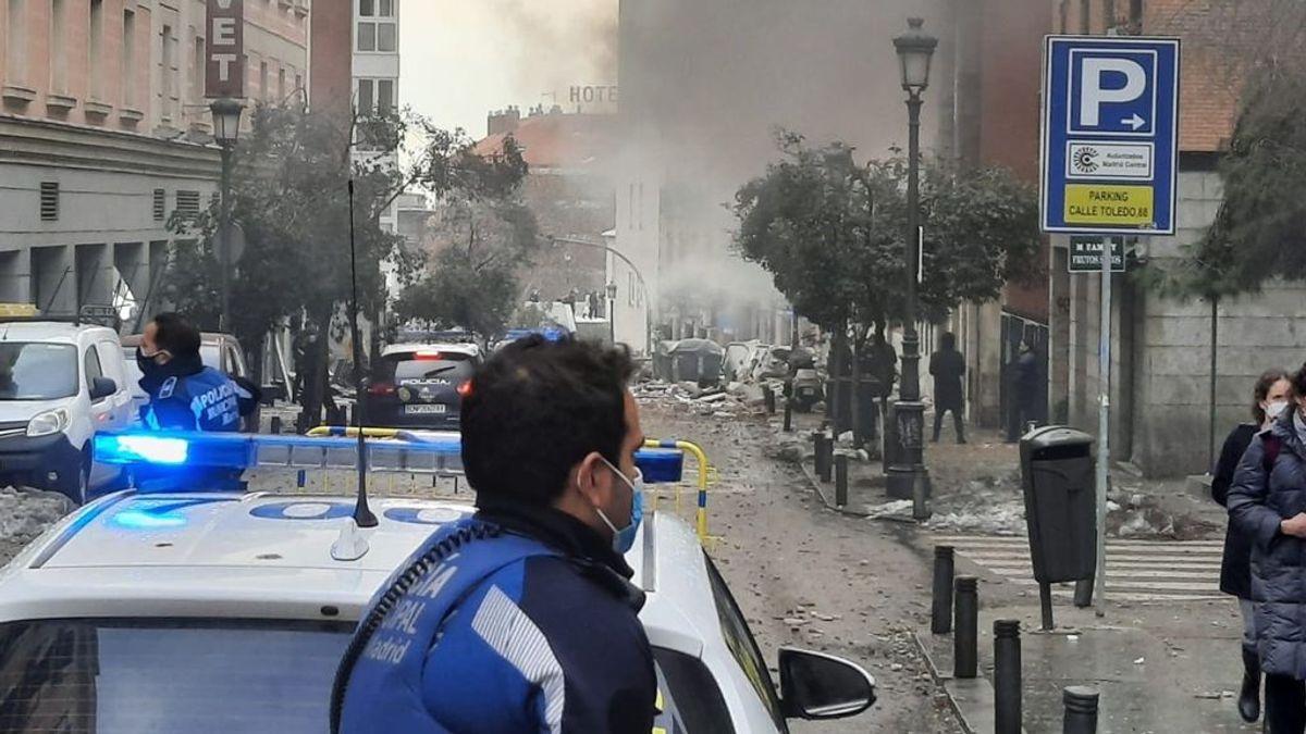 EuropaPress_3525493_explosion_parte_edificio_calle_toledo_madrid