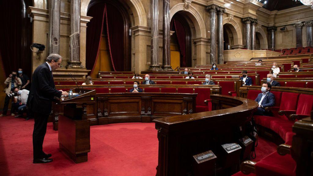 La Justicia empieza a deliberar sobre las elecciones catalanas: las claves de un aplazamiento en el aire