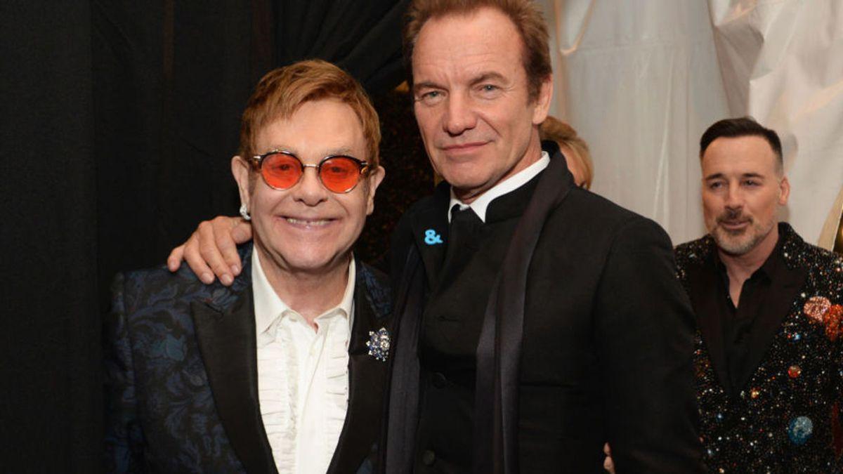 Elton John, Sting y otros cien músicos cargan contra el Brexit al no poder viajar libremente para sus giras