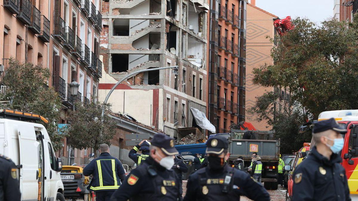 La caldera que originó la explosión de la calle Toledo en Madrid tenía las revisiones en regla