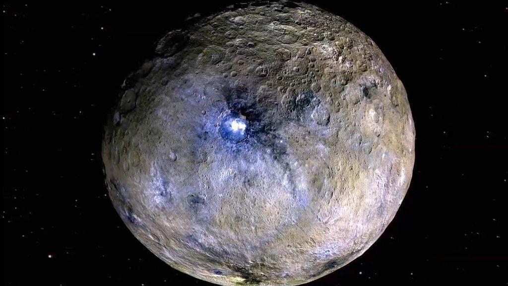 A la conquista del planeta enano Ceres: un asentamiento humano en el espacio es cada vez más probable