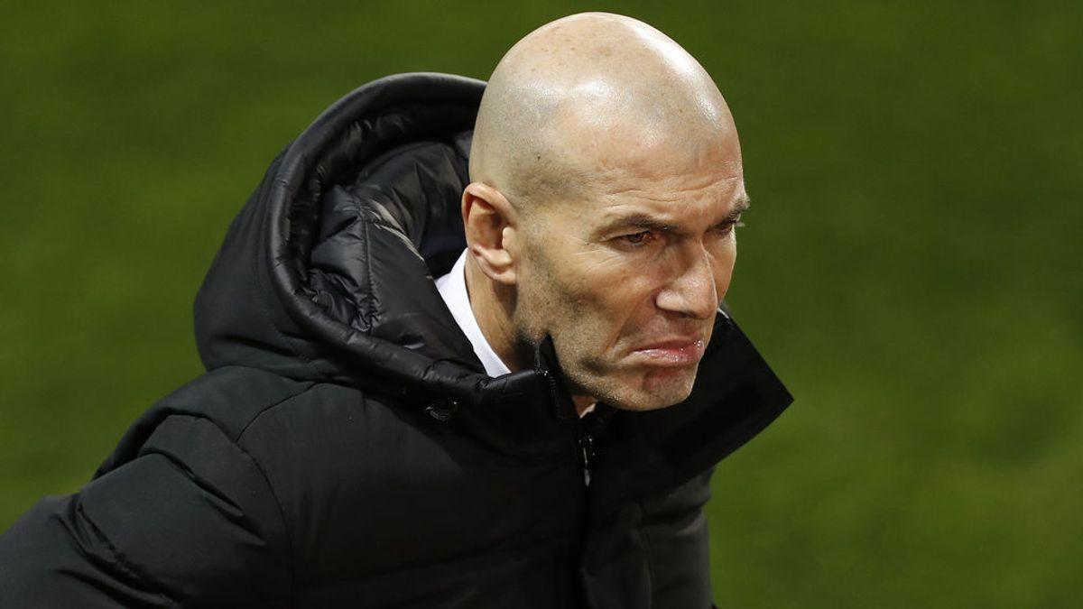 El cargo de Zidane no corre peligro: el Real Madrid confía en él hasta el final de la temporada