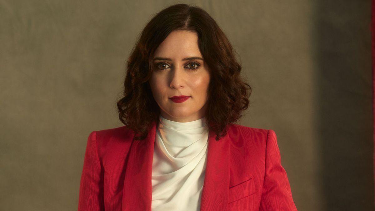 Isabel Díaz Ayuso, en Vanity Fair