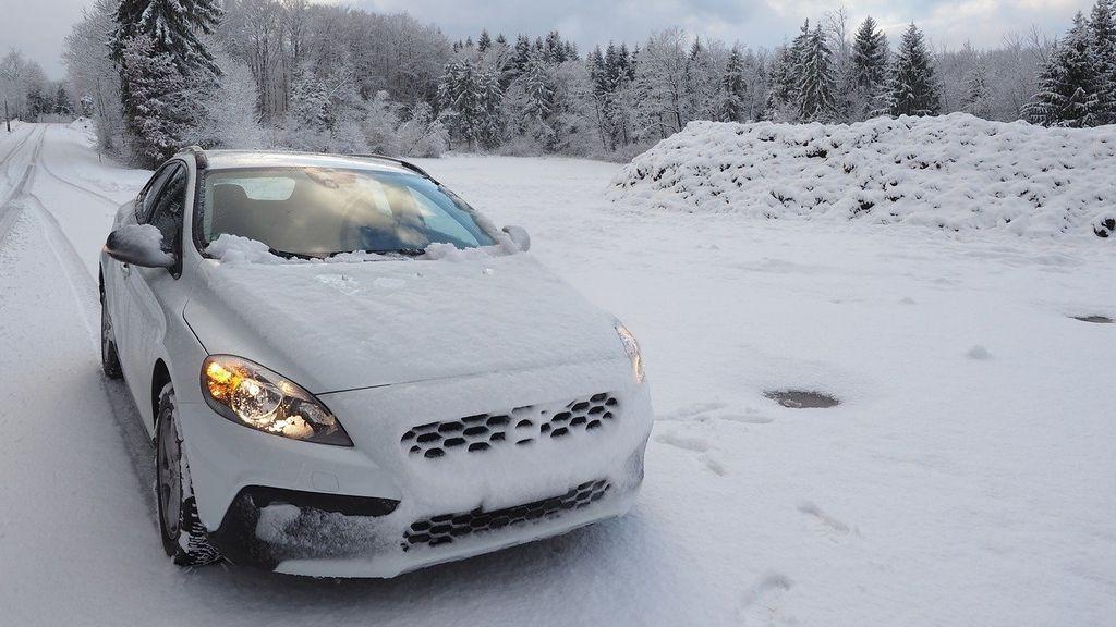 Cuando nos quedamos atascados en la nieve, podemos desactivar el ESP