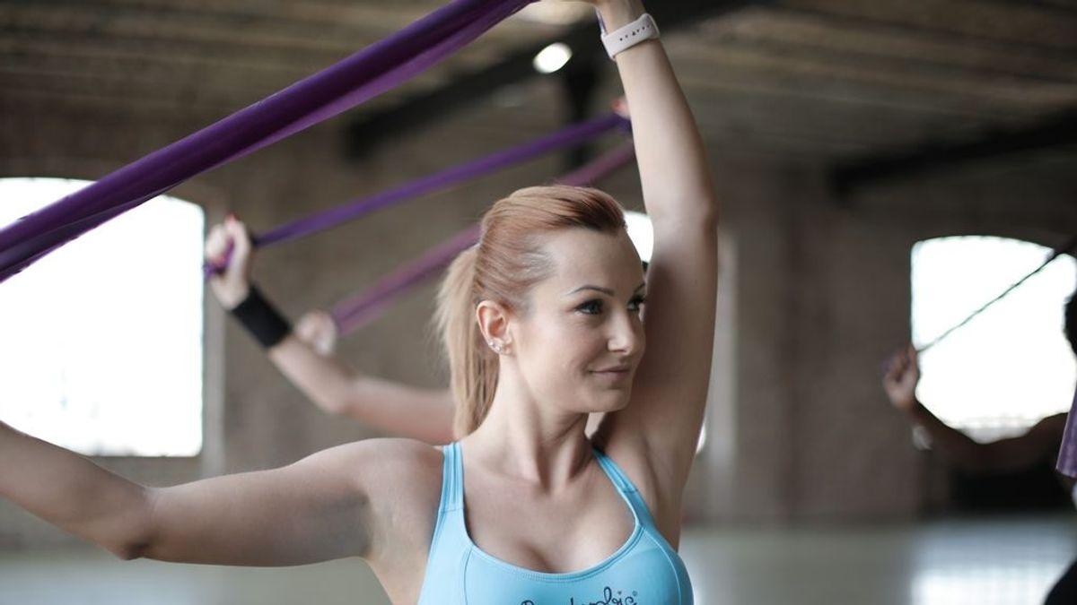 Bandas de resistencia: el complemento perfecto para entrenar en casa