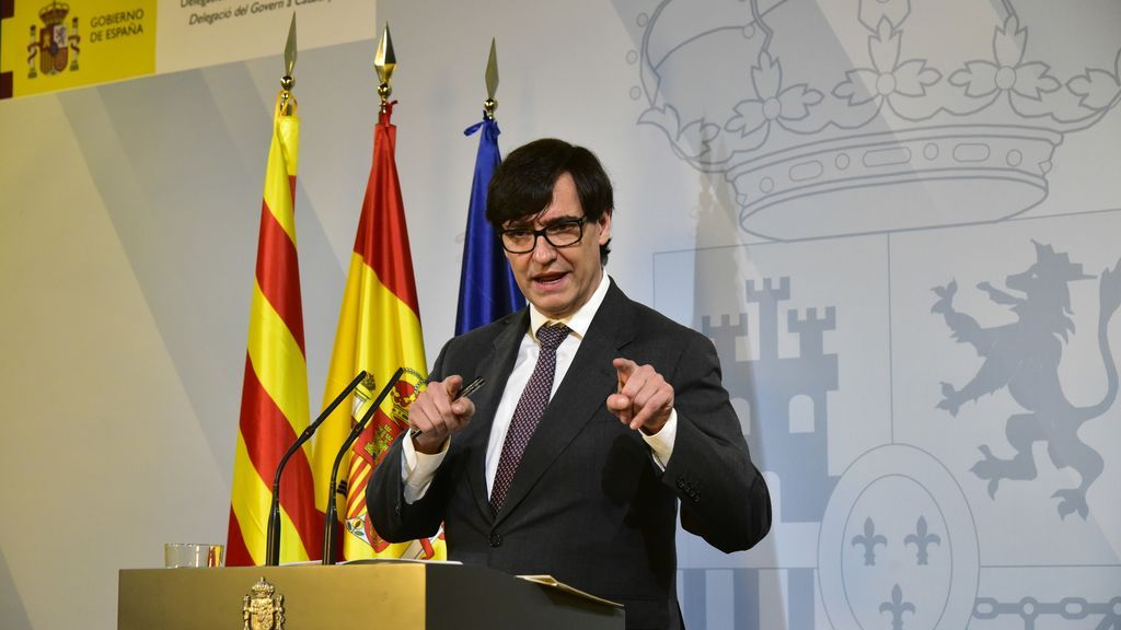 Illa dejará Sanidad para centrarse en unas elecciones catalanas aún pendientes de los tribunales
