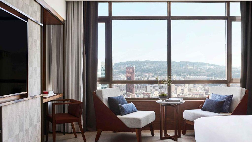 De Niro ha vendido el hotel a la gestora de fondos ASG  por 80 millones de euros