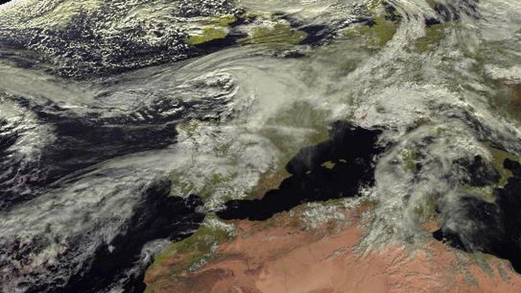 El Atlántico traerá más borrascas hasta la semana que viene: ¿Cuándo dará una tregua el tiempo?