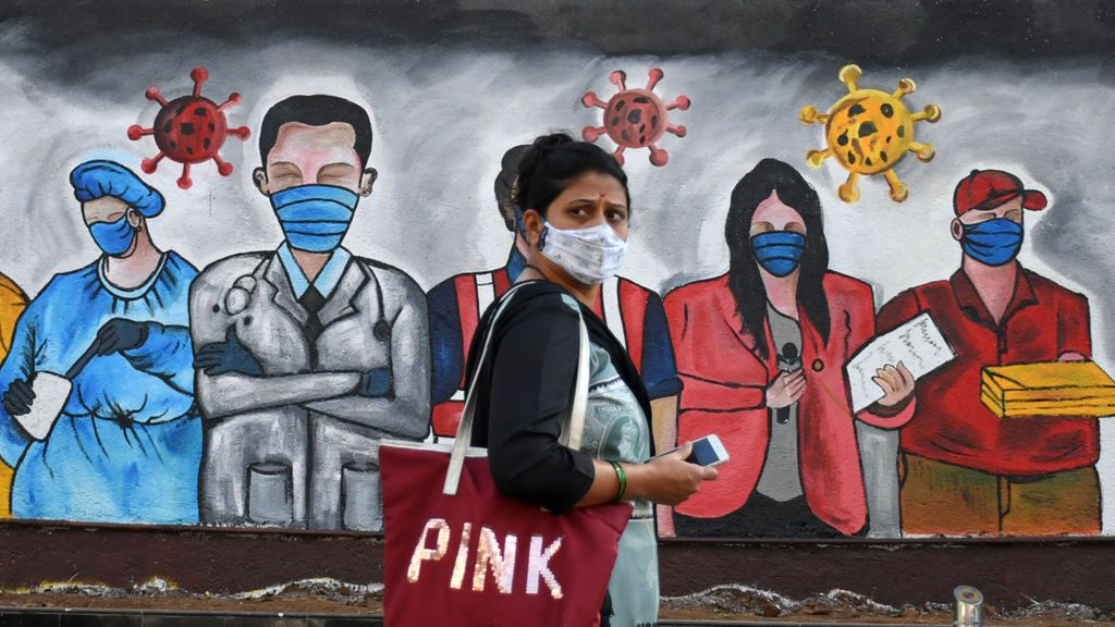 La COVID-19 causa más de 17.400 muertos en el último día, la cifra más alta desde el inicio de la pandemia