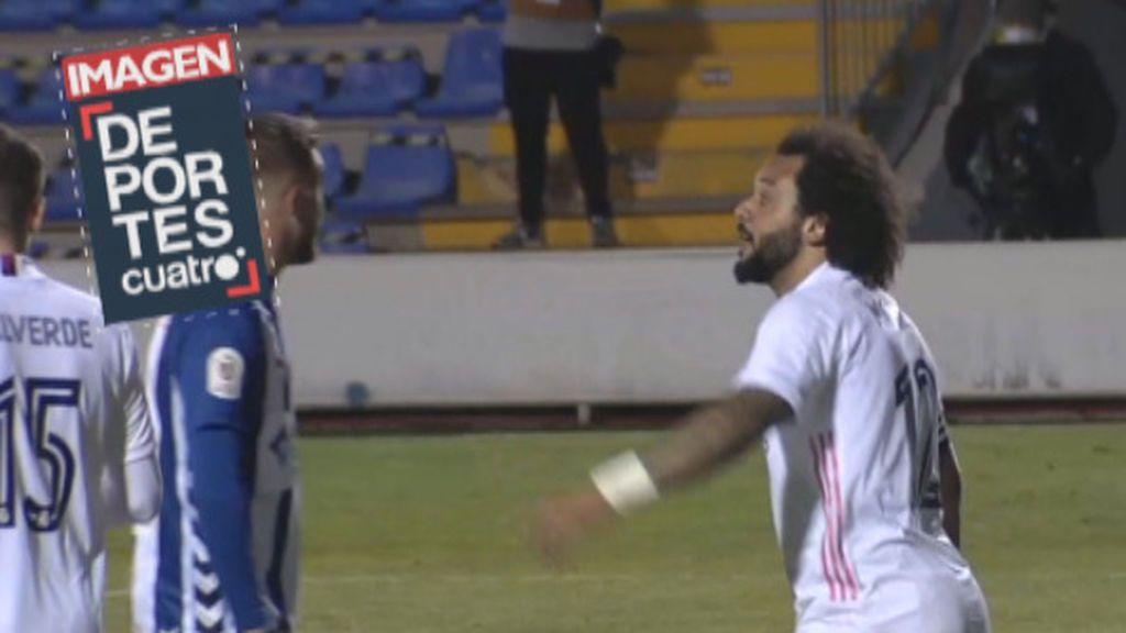 Marcelo pidió atención en defensa a Vinicius.