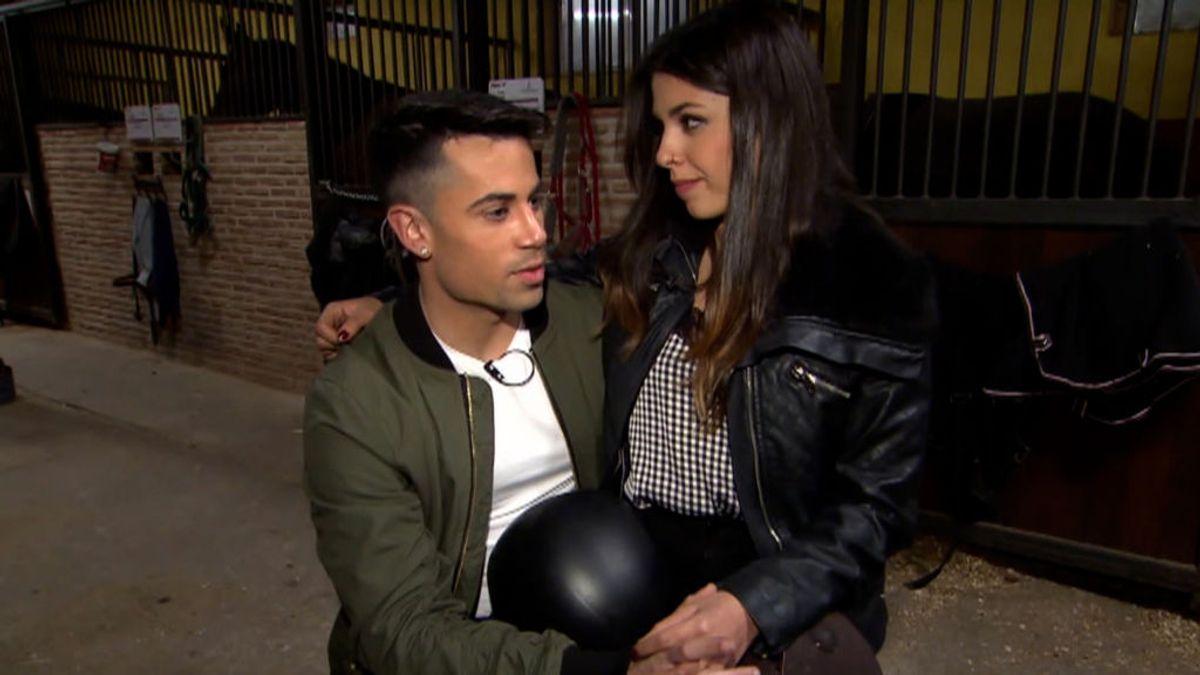 Diego y Lola en 'MyHyV'