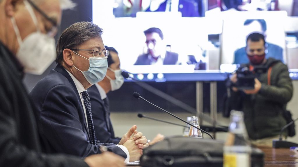 """Ximo Puig: """"Ninguna persona que haya recibido la vacuna de forma improcedente debe recibir la segunda dosis"""""""