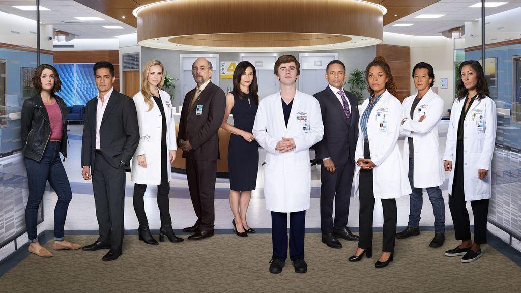 La tercera temporada de 'The good doctor' llega a Divinity